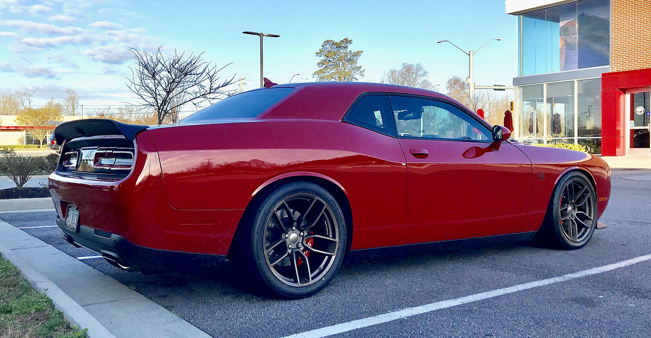 Red Challenger 3